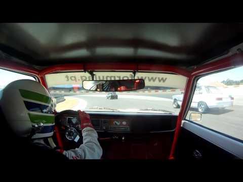 Madalena Gaspar - CSS Estoril Iberian Festival '16 - Race 1 - Datsun 1200 GX