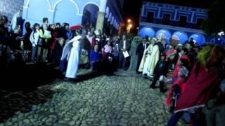 celebrando el nuevo año en provincia de Cochabamba
