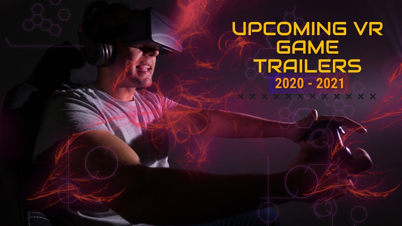 Download 15 New Upcoming VR Game Trailers 2020 - 2021   Best Indie Games 2021  