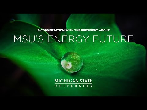 2016 Conversation with President Simon on Energy