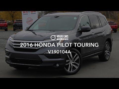 2016 HONDA PILOT TOURING - V190104A