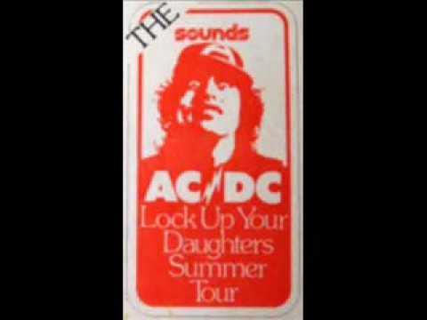 AC/DC - Little Lover - Live [London 1976] music