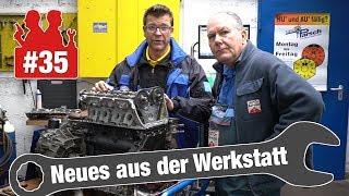 Riesenproblem durch Verkokung im GTI-Motor | Wasser im Tigra und ein ruckelnder A4