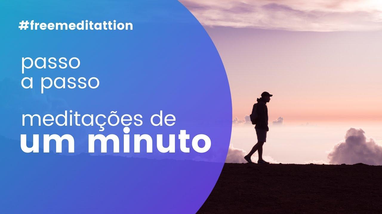 passo a passo / meditações em um minuto