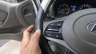 현대자동차 포터2 차량의 하이패스룸미러, 크루즈시스템,…