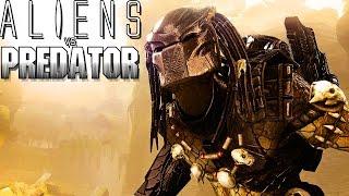 """Aliens vs Predator #1 (Gameplay/PT-BR) - """"PREDATOR"""" - Que Comece a Caçada"""