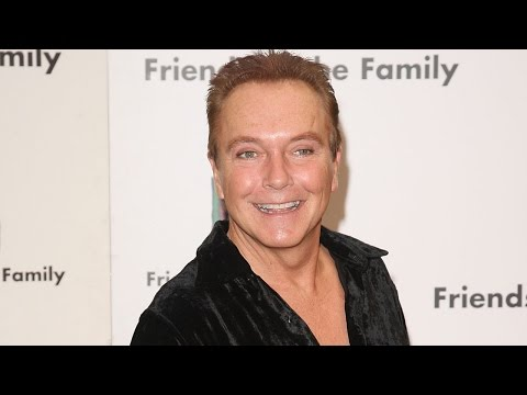 David Cassidy Says He Has Dementia, Will Stop Touring
