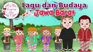 Gambar cover Lagu dan Budaya Jawa Barat bersama Diva - Budaya Indonesia - Dongeng Kita