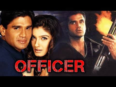 Officer (2001) Full Hindi Movie | Sunil Shetty, Raveena Tand