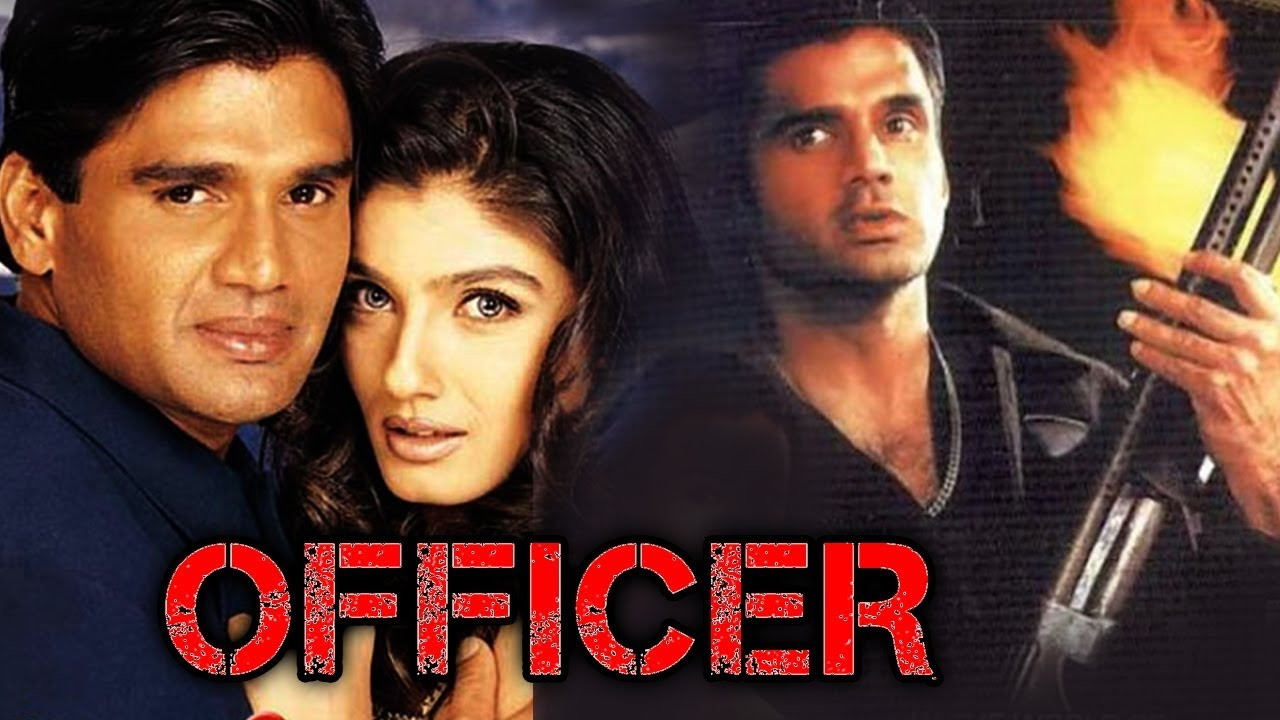 Officer (2001) Full Hindi Movie | Sunil Shetty, Raveena Tandon, Sadashiv Amrapurkar