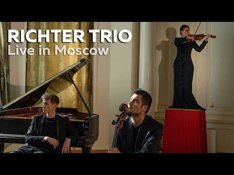 Kirill Richter - Live in Moscow 23.11.2017. (part I)