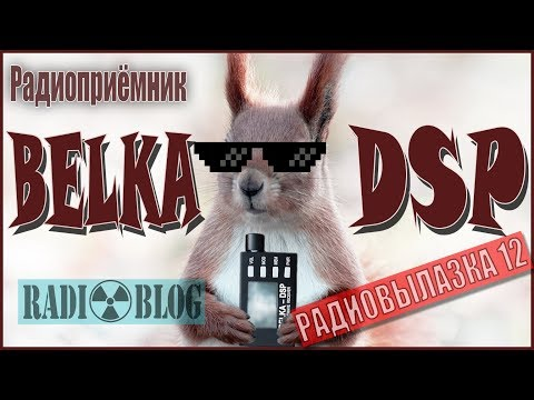 видео: Радиоприёмник belka dsp. Радиовылазка#12.