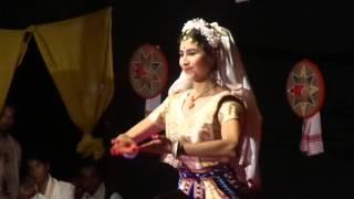 Satriya Dance at Majuli