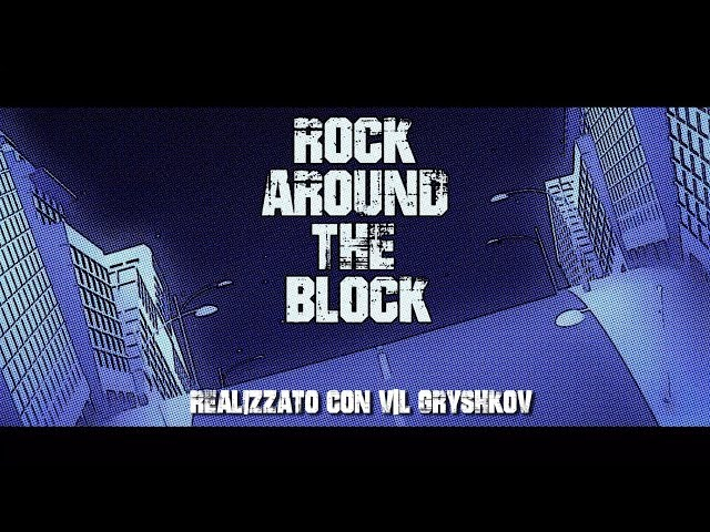 Rock Around The Block - Puntata 1 - The Revangels Band