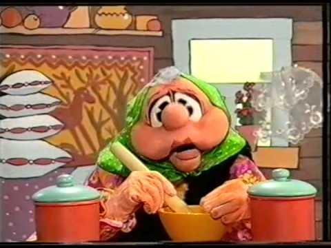 Христианский мультфильм в гостях у бабушки