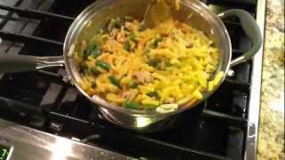 Chef Warren Goodgoll ~ Kd Mac, Cheese And Tuna Casserole!
