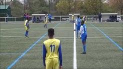 Match Coupe de Paris U15 (8èmes de finale) ESSG vs Montfermeil 14 04 18