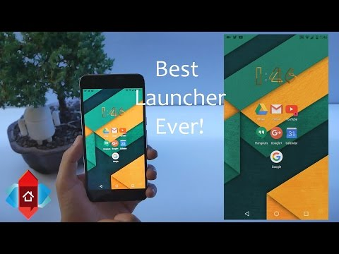 Nova Launcher: My Home Screen Setup Tutorial