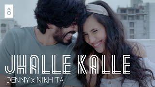 Gambar cover Jhalle Kalle - Denny X Nikhita Gandhi  ft. Yash Narvekar (Official Music Video)