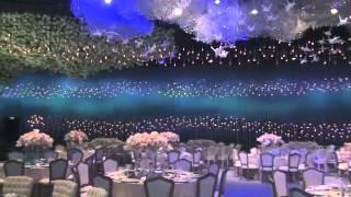 Свадебный декор на 800 человек