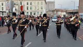 Royal Artillery Band Says