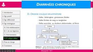 Diarrhées chroniques (partie: 02)