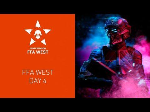 Warface Armageddon: FFA West. Day 4