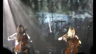Apocalyptica - Pilsen 2011 (Bittersweet)
