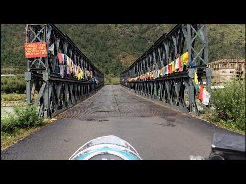 A Ride to the Land of Happiness - Bhutan 2016
