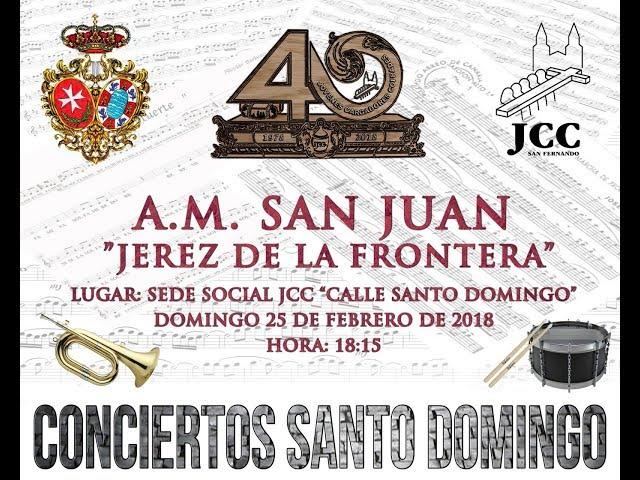 Conciertos en Santo Domingo (1º) - Cuaresma 2018