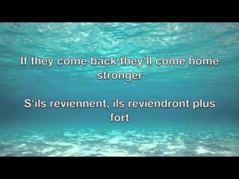 The River - Good Charlotte Lyrics English/Français