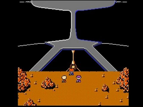 Earthbound Zero - Mother - ( Nes / Famicom ) - Full Playthrough