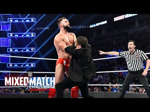 Lio Rush pays a painful price for tripping Bayley on WWE MMC