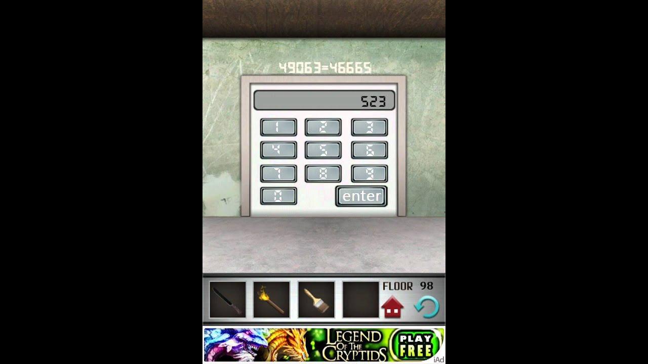 100 Floors Level 98 Main Tower 100 Floors Level 98