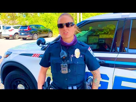 Cop in indiana goes insane over men with cameras refusing to wear a mask (EPIC FAIL)