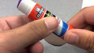 How to use a gĮue stick