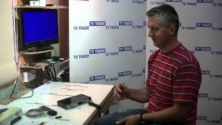 Triax TR212 & TR212S Saorview Set Top Box - Overview & Installtion
