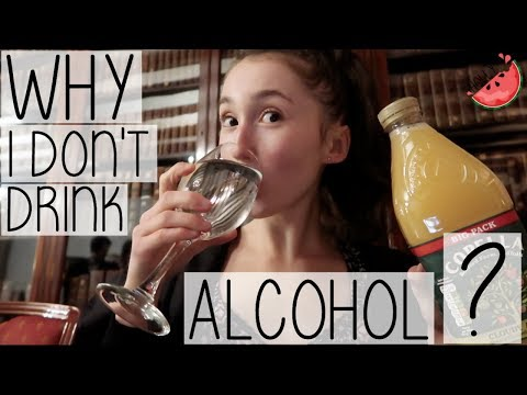 WHY I DON'T DRINK ALCOHOL AS A STUDENT | UNIVERSITY VLOG WITH HOLLY GABRIELLE