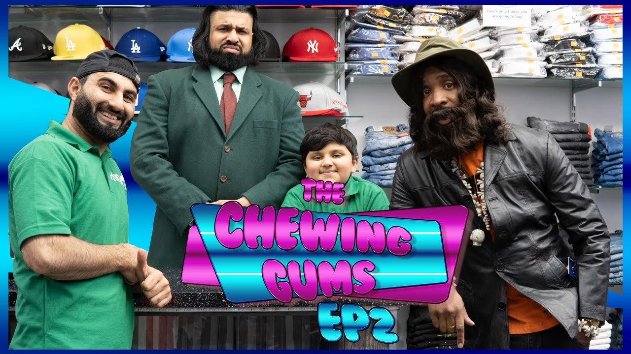 THE CHEWING GUMS- EP2