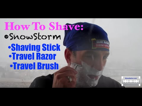 5847214ca4dc How To Shave When Traveling  Shaving Stick