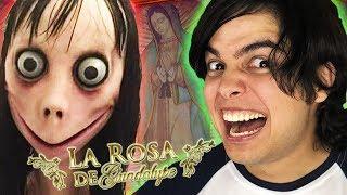 Crítica a La Rosa de Guadalupe con Momo