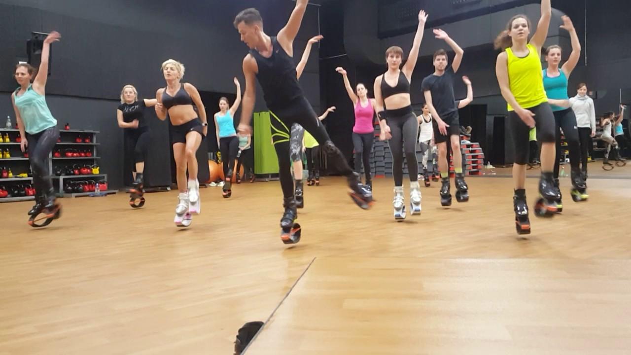 P.G. Kangoo Jumps Power Class - Budapest Life1 Fitness - YouTube 865b09936b
