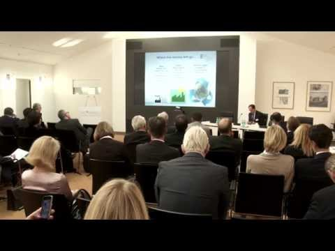 "Ulrich Grabenwarter ""Impact Investing, Cleantech, SME and the EIF's investment strategy"""
