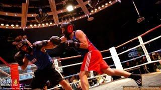 White Collar Boxing Events | Billy Hayton vs Robby Balboa | Evoque Preston