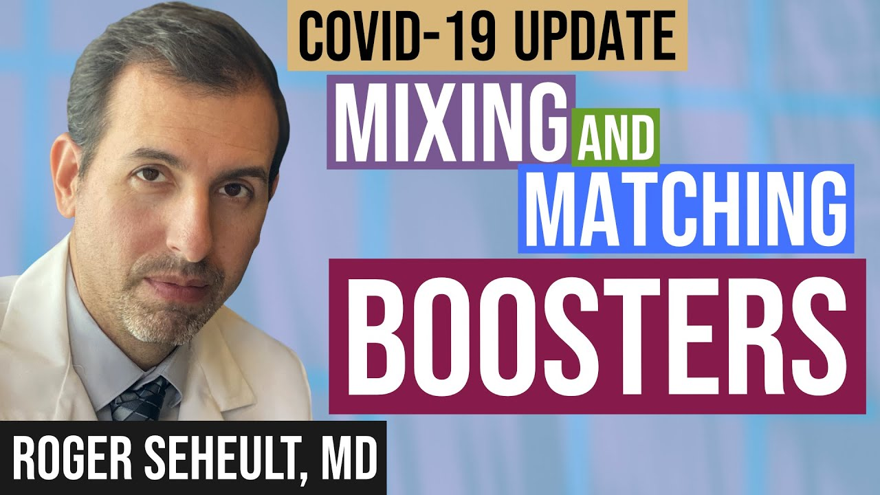 Download Mixing Vaccine Boosters For COVID 19 (Update 131)