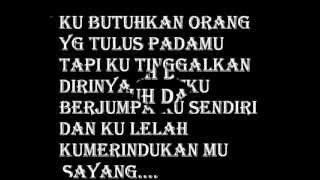 dear god versi indonesia (Lyric Editan:Hairil 2012)