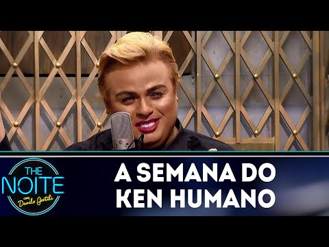 A semana do Ken Humano | The Noite (20/03/18)