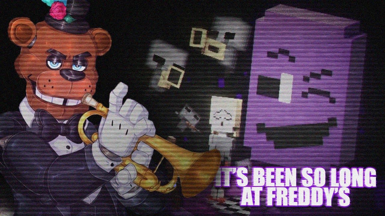 It's Been So Long at Freddy's   FNAF 1 & 2 Big Band Mashup