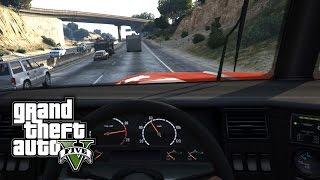 GTA V PC E05 - Let's Go Trucking! (Mod)