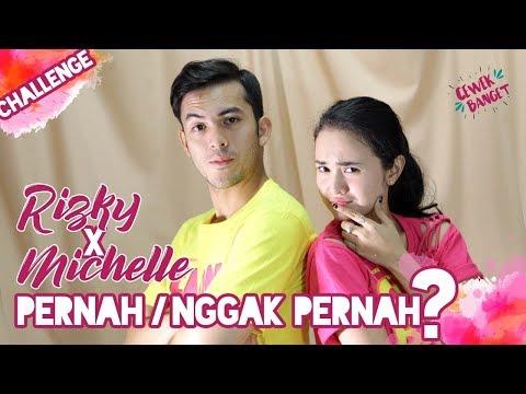 Rizky Nazar Mengaku Pernah Baper Sama Lawan Main. Michelle Ziudith Kah?